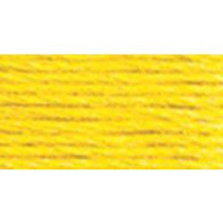 DMC 3 Pearl Cotton 307</br>Lemon - KC Needlepoint