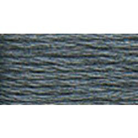 DMC 3 Pearl Cotton 317 - needlepoint