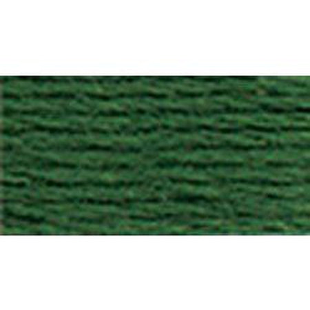 DMC 3 Pearl Cotton 319</br>Dark Pistachio Green - KC Needlepoint