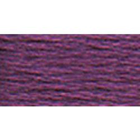 DMC 3 Pearl Cotton 327 - needlepoint