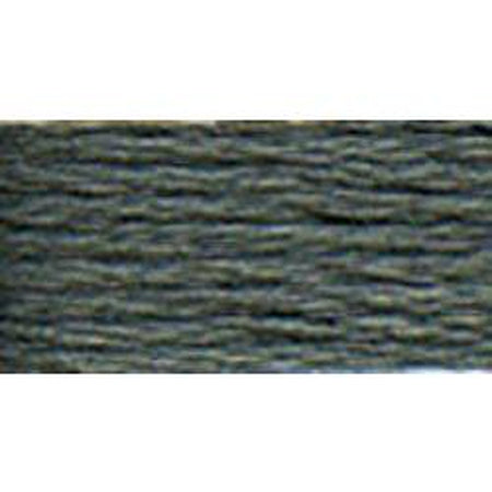 DMC 5 Pearl Cotton 413-DMC 5 Pearl Cotton-DMC-KC Needlepoint