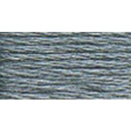 DMC 3 Pearl Cotton 414</br>Dark Steel Gray - KC Needlepoint