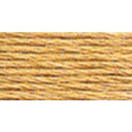 DMC 5 Pearl Cotton 437</br>Light Tan - KC Needlepoint