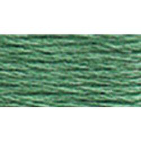 DMC 3 Pearl Cotton 502 - needlepoint