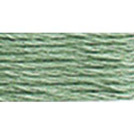 DMC 5 Pearl Cotton 503</br>Medium Blue Green - KC Needlepoint
