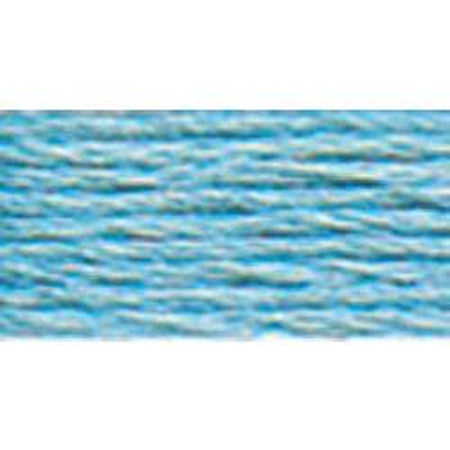 DMC 5 Pearl Cotton 519</br>Sky Blue - KC Needlepoint
