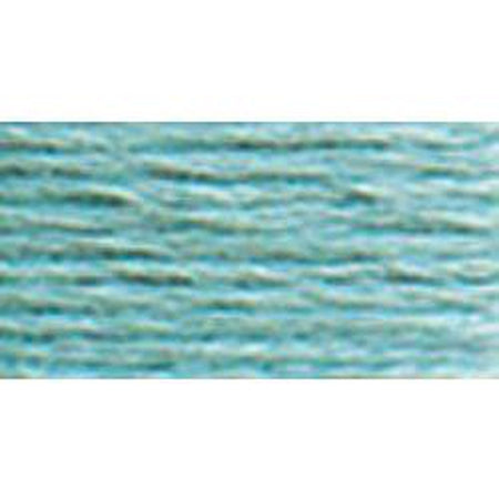DMC 5 Pearl Cotton 598</br>Light Turquoise - needlepoint