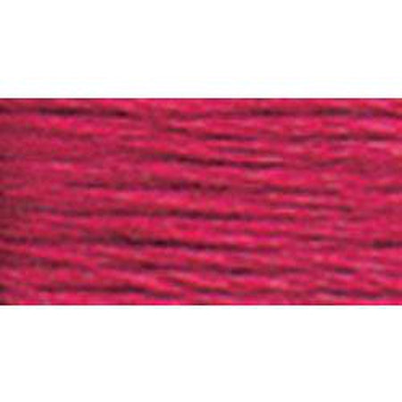 DMC 3 Pearl Cotton 600-DMC 3 Pearl Cotton-DMC-KC Needlepoint