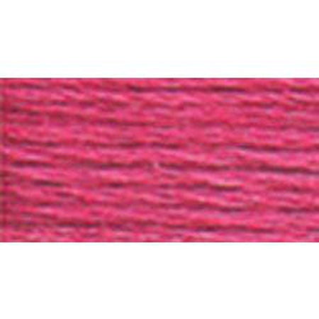 DMC 3 Pearl Cotton 602</br>Cranberry - KC Needlepoint