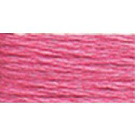 DMC 3 Pearl Cotton 603</br>Cranberry - KC Needlepoint