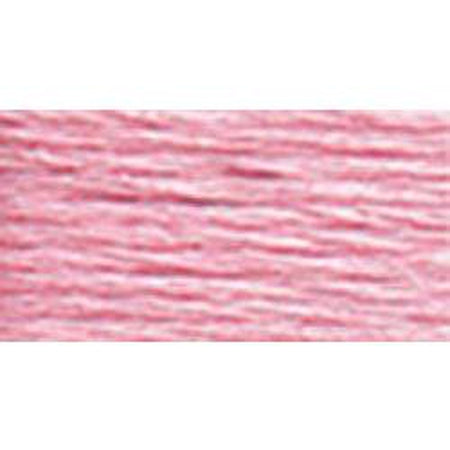 DMC 3 Pearl Cotton 605</br>Very Light Cranberry - KC Needlepoint