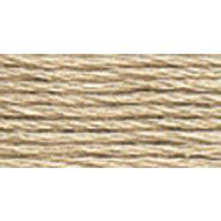 DMC 3 Pearl Cotton 644</br>Medium Beige Gray - KC Needlepoint