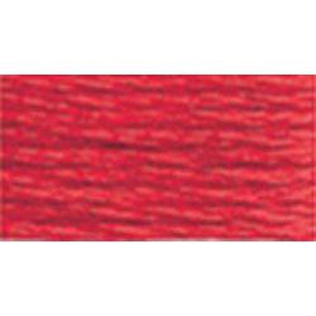 DMC 5 Pearl Cotton 666-DMC 5 Pearl Cotton-DMC-KC Needlepoint