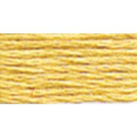 DMC 3 Pearl Cotton 676</br>Light Old Gold - KC Needlepoint