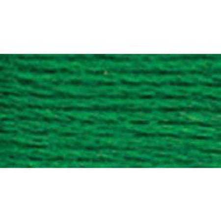 DMC 3 Pearl Cotton 699</br>Green - KC Needlepoint