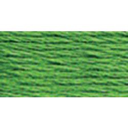 DMC 3 Pearl Cotton 702</br>Kelly Green - KC Needlepoint