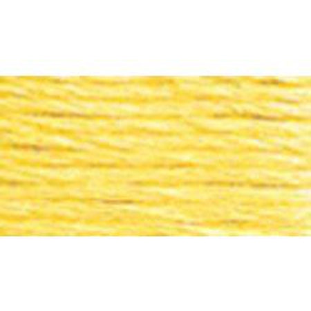 DMC 3 Pearl Cotton 727-DMC 3 Pearl Cotton-DMC-KC Needlepoint