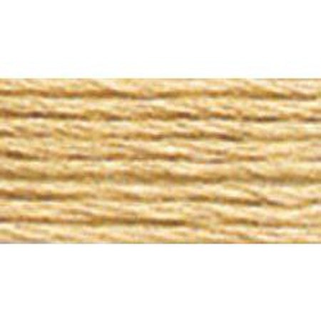 DMC 3 Pearl Cotton 738</br>Very Light Tan - KC Needlepoint