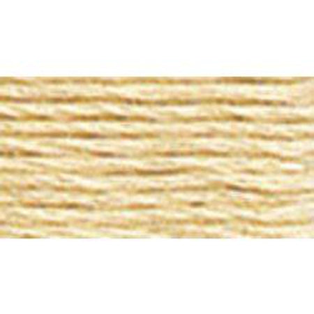 DMC 3 Pearl Cotton 739</br>Ultra Very Light Tan - KC Needlepoint