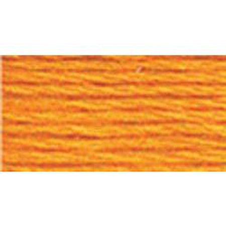 DMC 5 Pearl Cotton 741-DMC 5 Pearl Cotton-DMC-KC Needlepoint