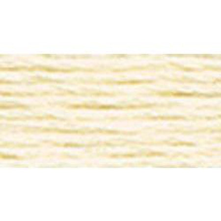 DMC 3 Pearl Cotton 746</br>Off White - KC Needlepoint