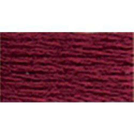DMC 3 Pearl Cotton 814 - needlepoint