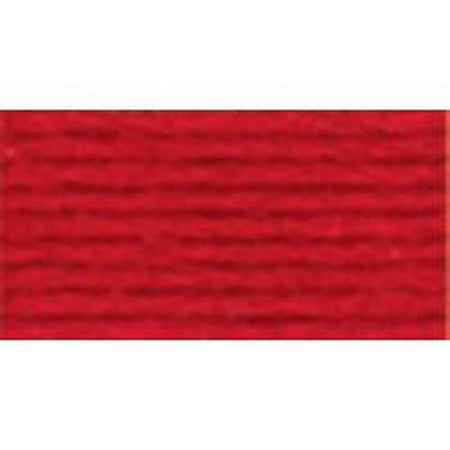 DMC 3 Pearl Cotton 817</br>Very Dark Coral Red - KC Needlepoint