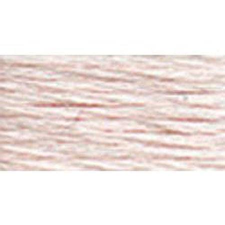 DMC 3 Pearl Cotton 819 - needlepoint