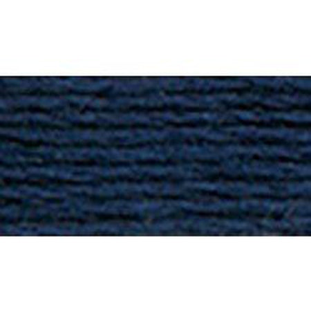 DMC 3 Pearl Cotton 823</br>Dark Navy Blue - KC Needlepoint