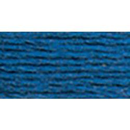 DMC 5 Pearl Cotton 824</br>Very Dark Blue - needlepoint