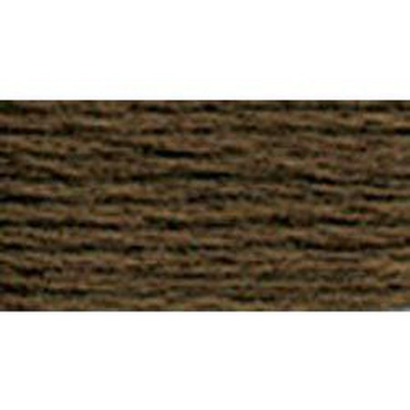 DMC 3 Pearl Cotton 838</br>Very Dark Beige Brown - KC Needlepoint