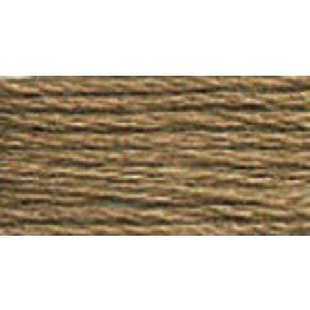 DMC 3 Pearl Cotton 840</br>Medium Beige Brown - KC Needlepoint