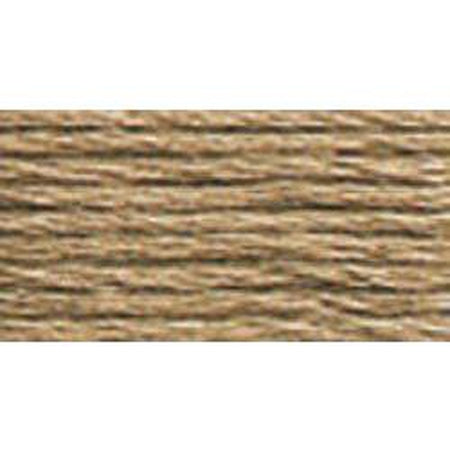 DMC 3 Pearl Cotton 841</br>Light Beige Brown - KC Needlepoint