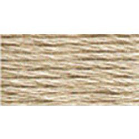 DMC 3 Pearl Cotton 842 - needlepoint