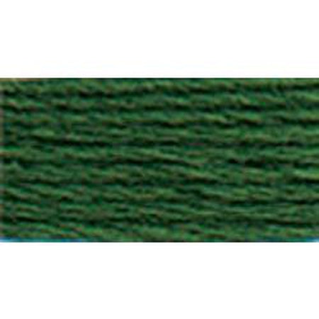 DMC 3 Pearl Cotton 895</br>Very Light Hunter Green - KC Needlepoint