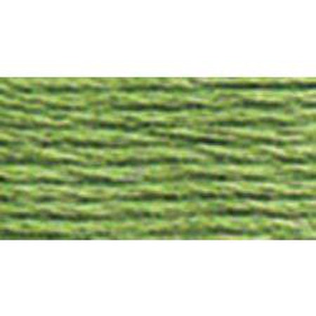 DMC 5 Pearl Cotton 989</br>Forest Green - KC Needlepoint