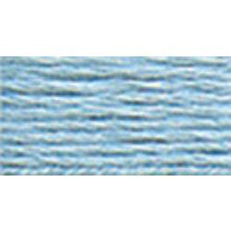 DMC 3 Pearl Cotton 3325</br>Baby Blue - KC Needlepoint