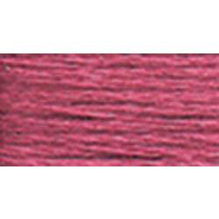 DMC 3 Pearl Cotton 3687</br>Mauve - KC Needlepoint