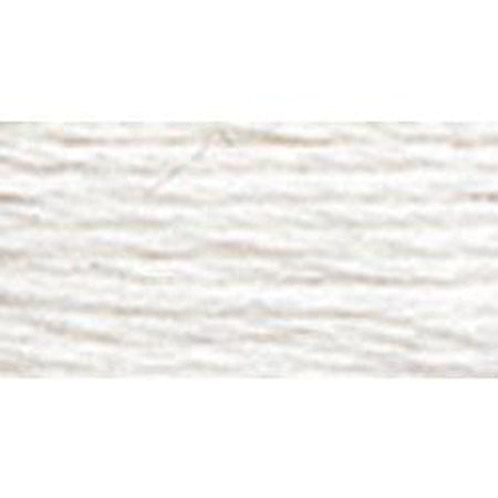 DMC 8 Pearl Cotton Ball B5200 - needlepoint