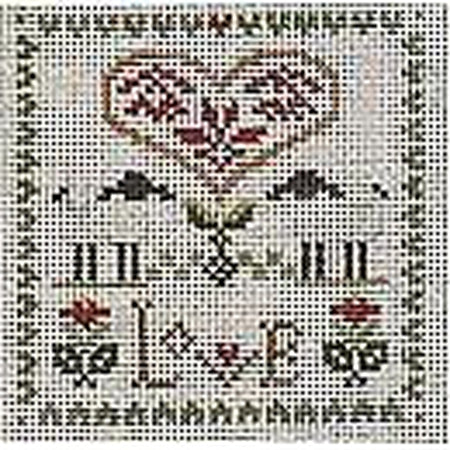 Love Canvas-Needlepoint Canvas-Ewe & Eye-KC Needlepoint