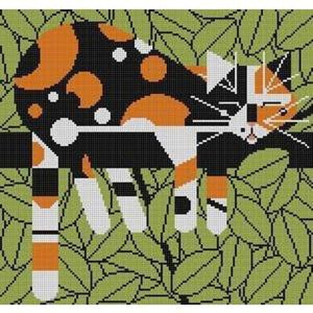 Limp on a Limb Canvas - KC Needlepoint