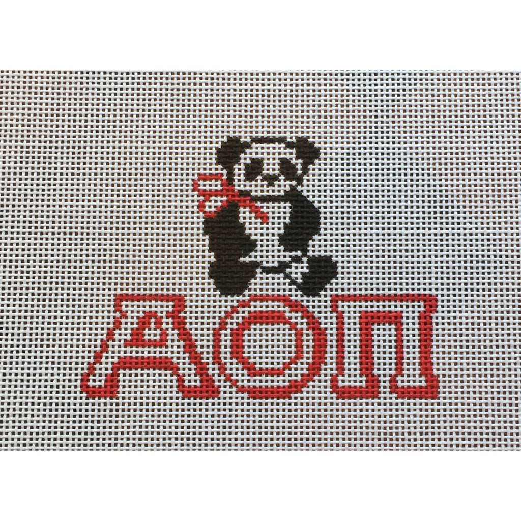 Alpha Omicron Pi/Panda Canvas