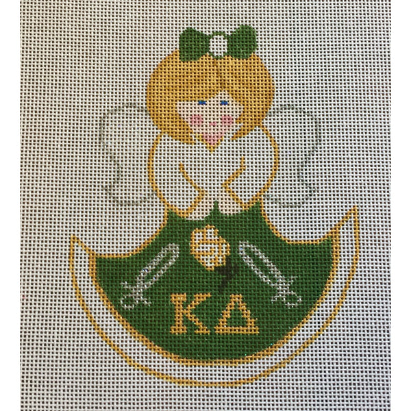 Kappa Delta Angel Canvas