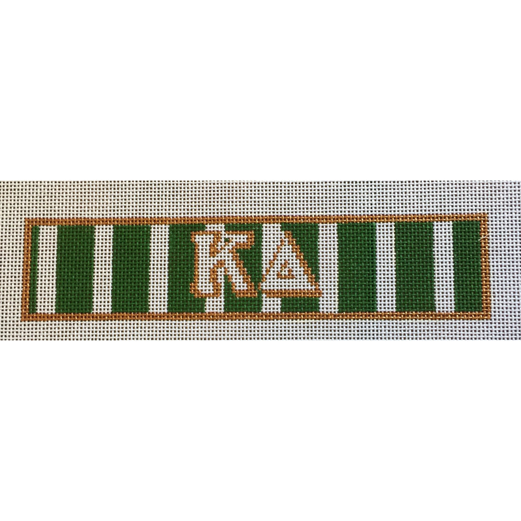 Kappa Delta Bracelet Canvas-Needlepoint Canvas-Painted Pony-KC Needlepoint