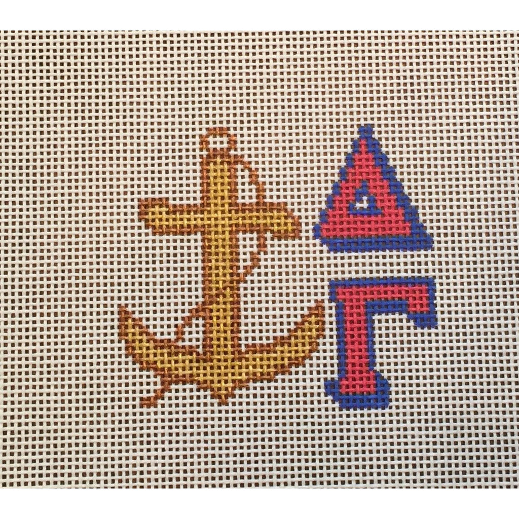 Delta Gamma/Anchor Canvas