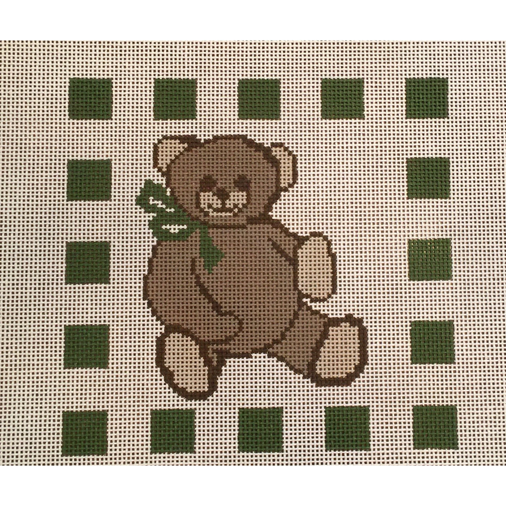 Kappa Delta Bear Canvas