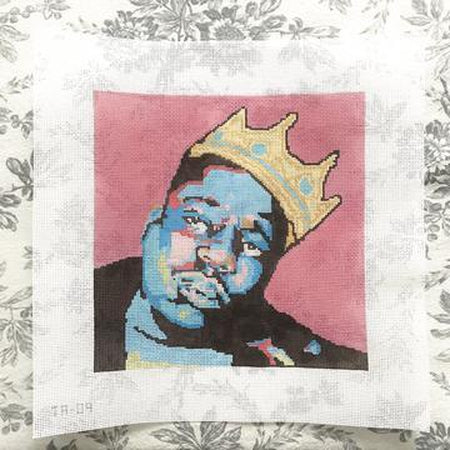Biggie Small Canvas