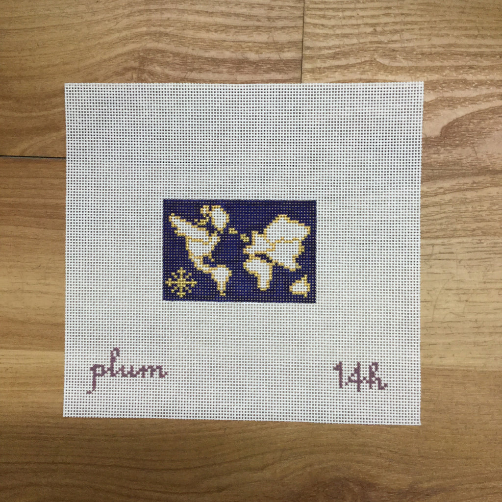 Atlas Canvas - needlepoint