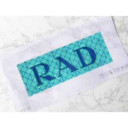 RAD Needlepoint Canvas-Needlepoint Canvas-Thorn Alexander-KC Needlepoint