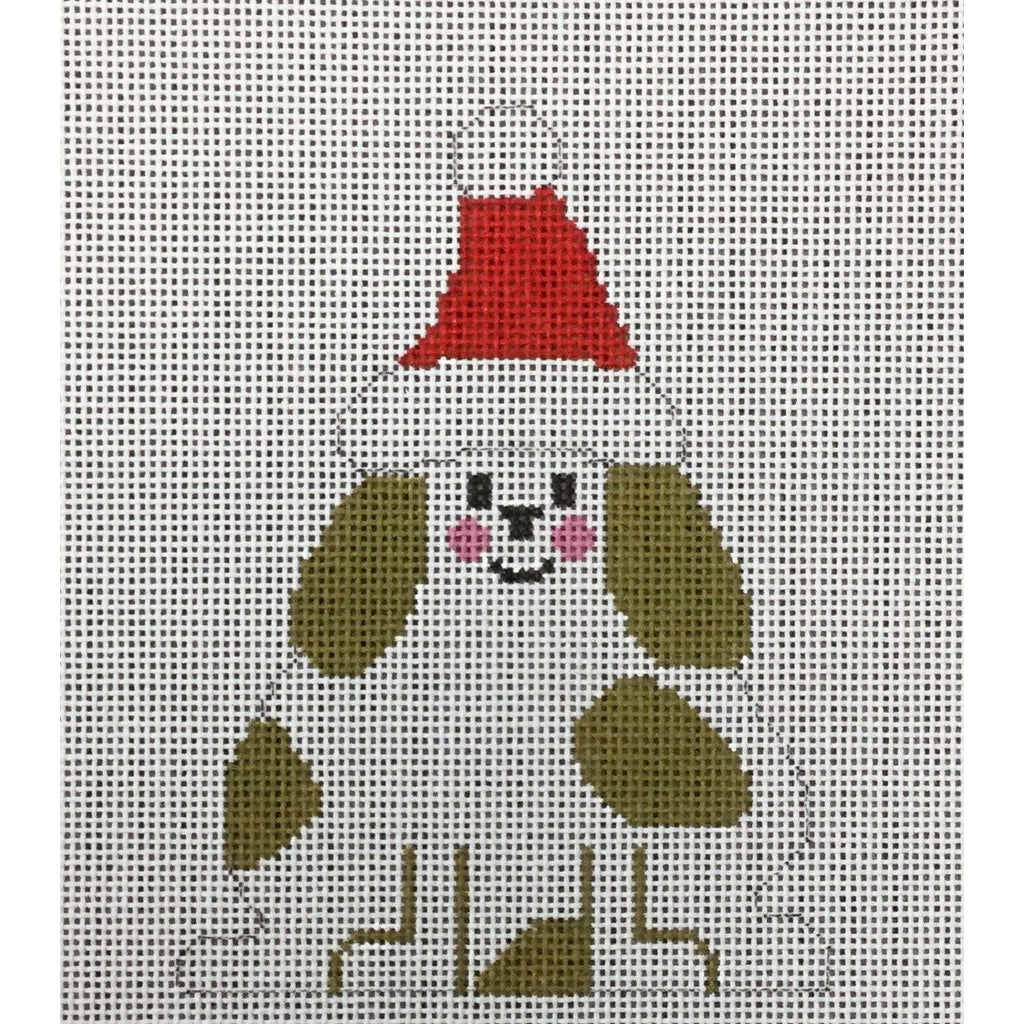 Pound Puppy Canvas-Needlepoint Canvas-Princess & Me-KC Needlepoint